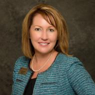 Portrait of Lisa Richardson, Provost of East Campus
